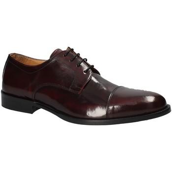 kengät Miehet Derby-kengät Exton 1375 Punainen