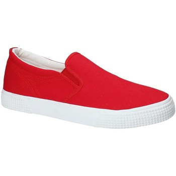 kengät Miehet Tennarit Gas GAM810165 Punainen