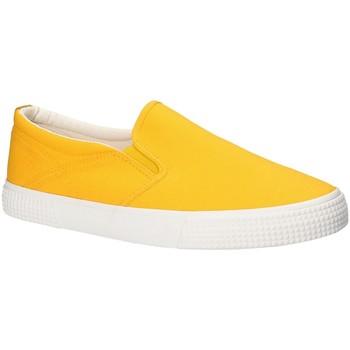 kengät Miehet Tennarit Gas GAM810165 Keltainen