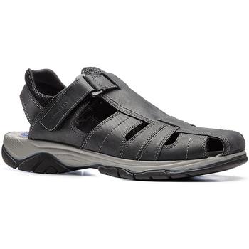 kengät Miehet Sandaalit ja avokkaat Stonefly 108693 Musta