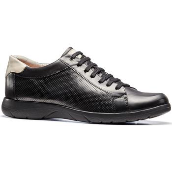 kengät Miehet Matalavartiset tennarit Stonefly 110633 Musta