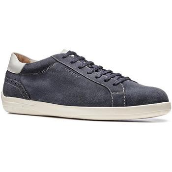 kengät Miehet Matalavartiset tennarit Stonefly 110645 Sininen