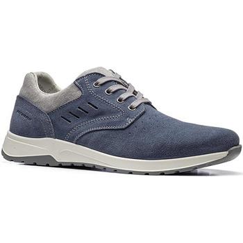 kengät Miehet Matalavartiset tennarit Stonefly 110790 Sininen
