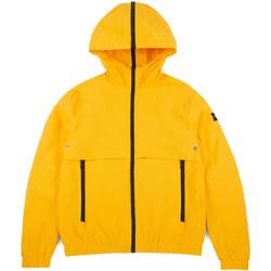 vaatteet Miehet Tuulitakit Calvin Klein Jeans J30J306967 Keltainen