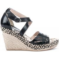 kengät Naiset Sandaalit ja avokkaat Lumberjack SW25506 003 P05 Musta