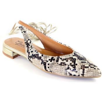 kengät Naiset Balleriinat Grace Shoes 521T043 Beige