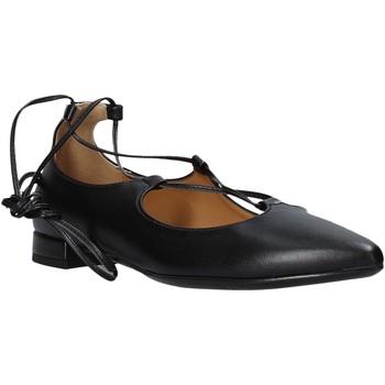 kengät Naiset Balleriinat Grace Shoes 521T046 Musta