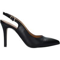 kengät Naiset Korkokengät Grace Shoes 038036 Musta