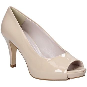 kengät Naiset Korkokengät Grace Shoes 738I001 Beige