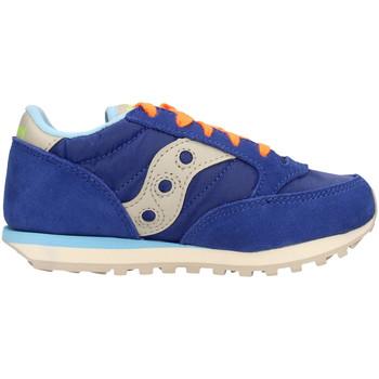 kengät Lapset Matalavartiset tennarit Saucony SK262476 Sininen