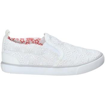 kengät Tytöt Tennarit Primigi 1453633 Valkoinen
