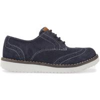 kengät Pojat Derby-kengät Geox J826UA 00022 Sininen