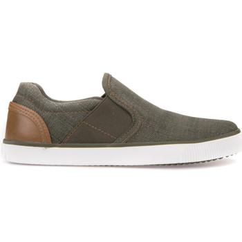 kengät Lapset Tennarit Geox J82A7F 01054 Vihreä