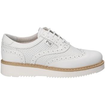 kengät Lapset Derby-kengät Nero Giardini P830040F Valkoinen