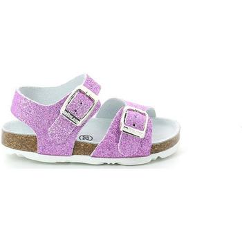 kengät Tytöt Sandaalit ja avokkaat Grunland SB1201 Violetti