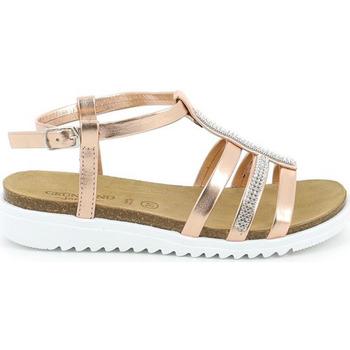 kengät Tytöt Sandaalit ja avokkaat Grunland SB0287 Vaaleanpunainen