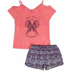 vaatteet Tytöt Kokonaisuus Losan 814-8022AB Vaaleanpunainen
