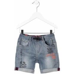 vaatteet Lapset Shortsit / Bermuda-shortsit Losan 815-6012AC Harmaa