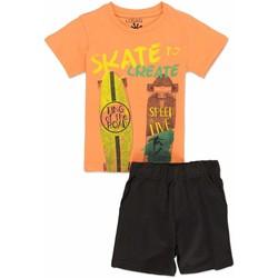 vaatteet Pojat Kokonaisuus Losan 815-8046AC Oranssi