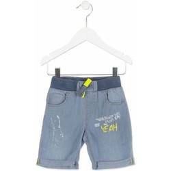 vaatteet Pojat Shortsit / Bermuda-shortsit Losan 815-9002AC Sininen