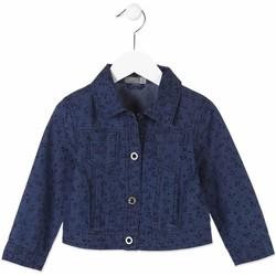 vaatteet Lapset Farkkutakki Losan 816-2002AD Sininen