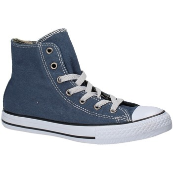 kengät Pojat Korkeavartiset tennarit Converse 660966C Sininen