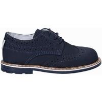 kengät Pojat Derby-kengät Melania ME1003B8E.H Sininen