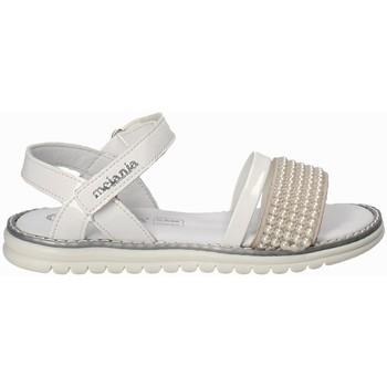 kengät Tytöt Sandaalit ja avokkaat Melania ME6094F8E.B Valkoinen