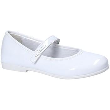 kengät Tytöt Balleriinat Melania ME6023F8E.A Valkoinen