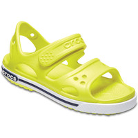 kengät Lapset Sandaalit ja avokkaat Crocs 14854 Keltainen