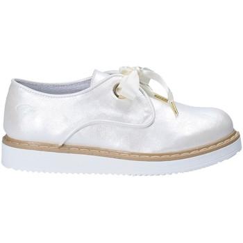 kengät Lapset Derby-kengät Guardiani GK25400G Valkoinen
