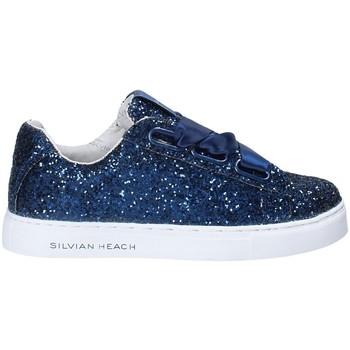 kengät Lapset Matalavartiset tennarit Silvian Heach SH-S18-6 Sininen