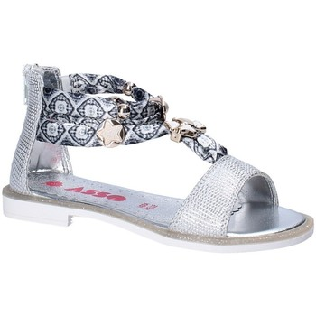 kengät Tytöt Sandaalit ja avokkaat Asso 64075 Harmaa