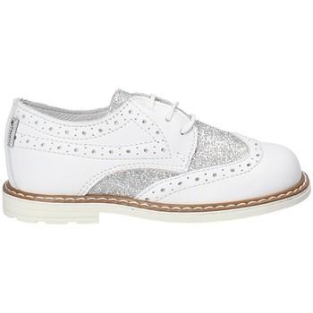 kengät Lapset Derby-kengät Melania ME1003B8E.C Valkoinen