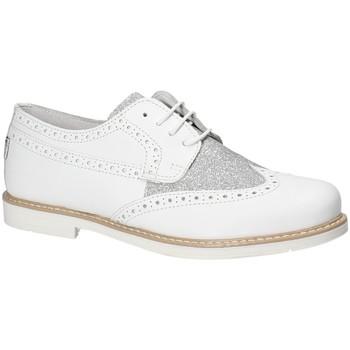 kengät Lapset Derby-kengät Melania ME6003F8E.C Valkoinen