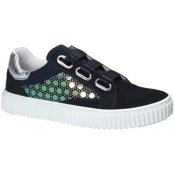 kengät Pojat Matalavartiset tennarit Melania ME6142F8E.A Sininen