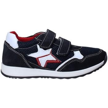 kengät Pojat Matalavartiset tennarit Melania ME2175D8E.D Sininen