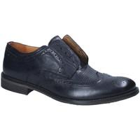 kengät Miehet Derby-kengät Exton 9434 Sininen