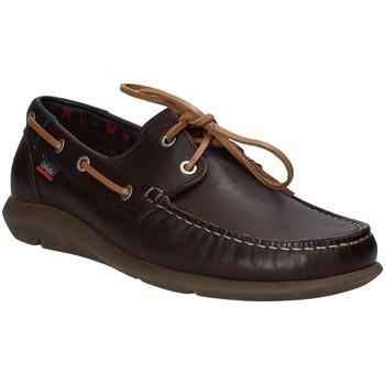 kengät Miehet Purjehduskengät CallagHan 14400 Ruskea