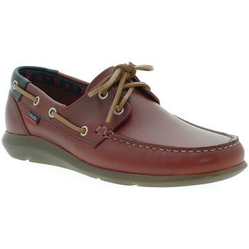 kengät Miehet Purjehduskengät CallagHan 14400 Punainen
