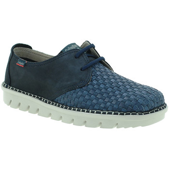 kengät Miehet Derby-kengät CallagHan 14502 Sininen