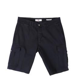vaatteet Miehet Shortsit / Bermuda-shortsit Sei3sei PZV130 8157 Sininen