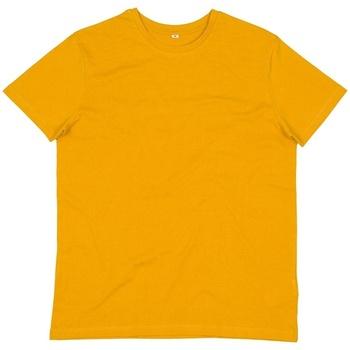 vaatteet Miehet Lyhythihainen t-paita Mantis M01 Mustard