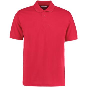 vaatteet Miehet Lyhythihainen poolopaita Kustom Kit KK422 Red
