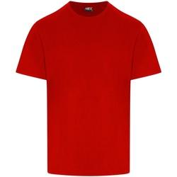 vaatteet Miehet Lyhythihainen t-paita Pro Rtx RX151 Red
