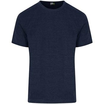 vaatteet Miehet Lyhythihainen t-paita Pro Rtx RX151 Navy