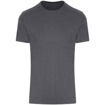 vaatteet Lyhythihainen t-paita Awdis JC110 Iron Grey