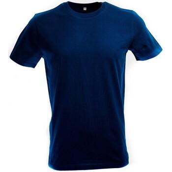 vaatteet Miehet Lyhythihainen t-paita Original Fnb FB1901 Navy