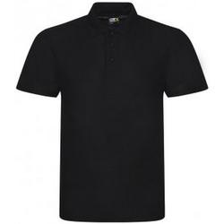 vaatteet Miehet Lyhythihainen poolopaita Prortx RX105 Black