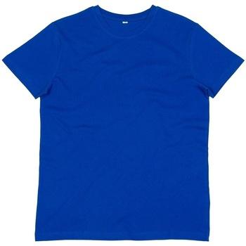 vaatteet Miehet Lyhythihainen t-paita Mantis M01 Royal Blue
